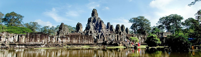 países baratos para vivir  Camboya