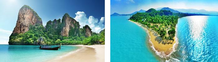 países baratos para vivir Tailandia