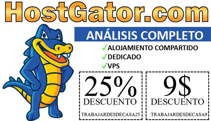 HostGator, la mejor elección de hosting con diferencia