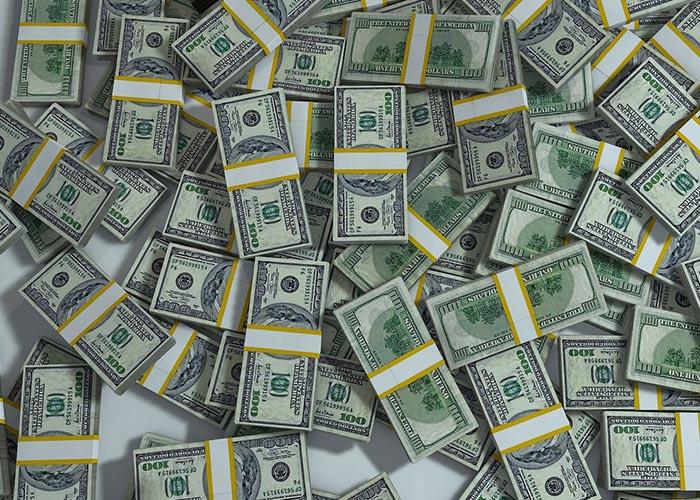 Cómo ser millonario  dinero 1