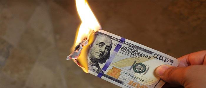termostato financiero dinero