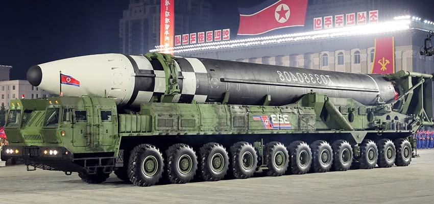misil corea del norte 2021